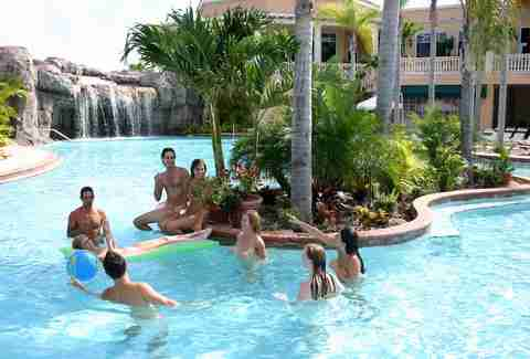 Nude Party Resorts