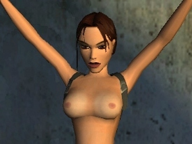 Nude Patches Tomb Raider