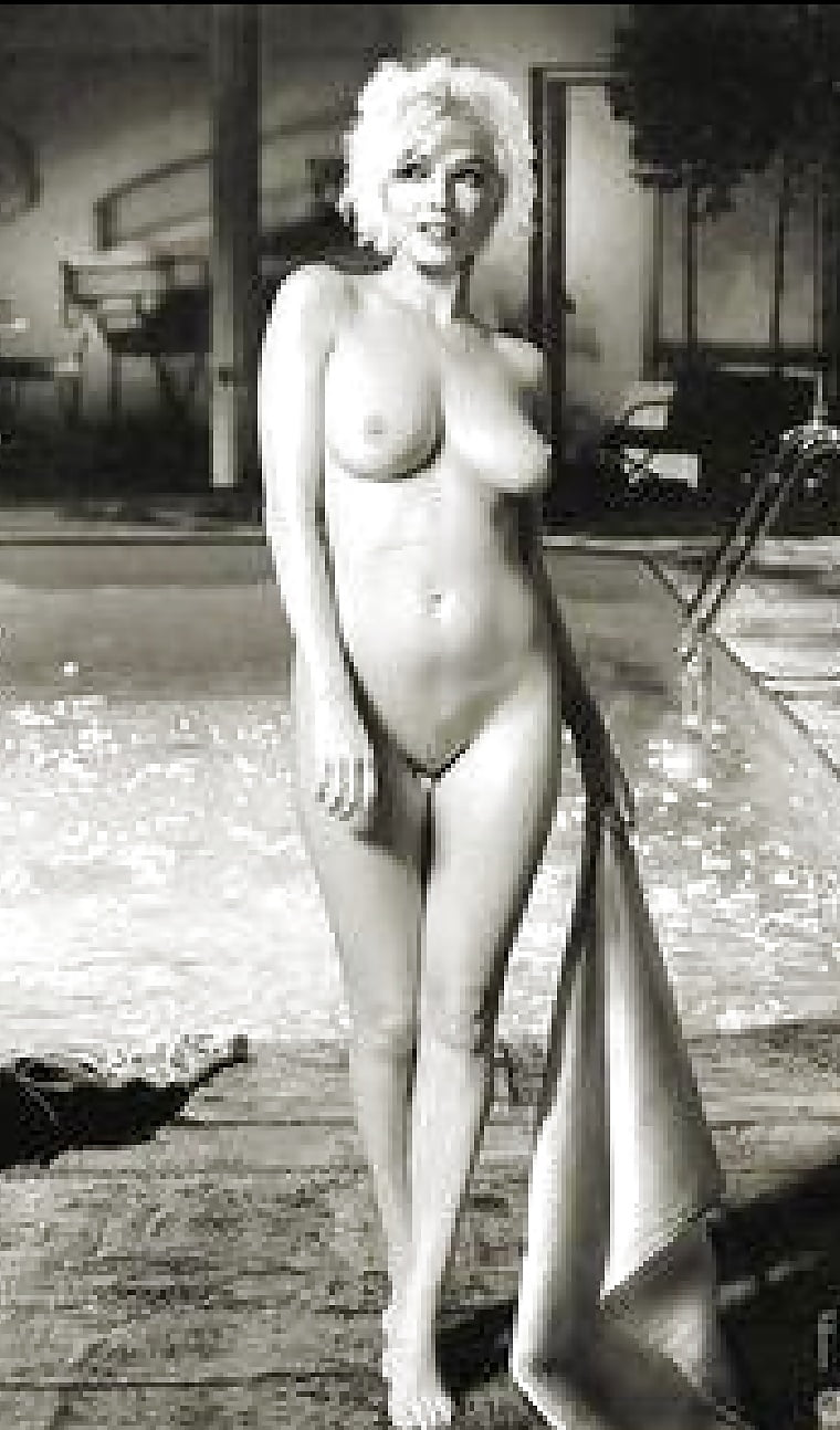 Nude Pictures Of Marilyn Monroe