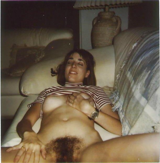 Nude Superstars With Hairy Pussies