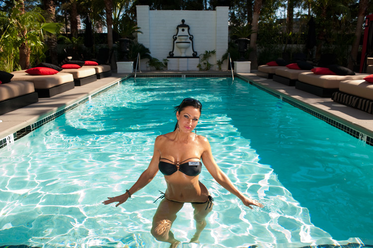 Nude Swimming Pools At Hotels