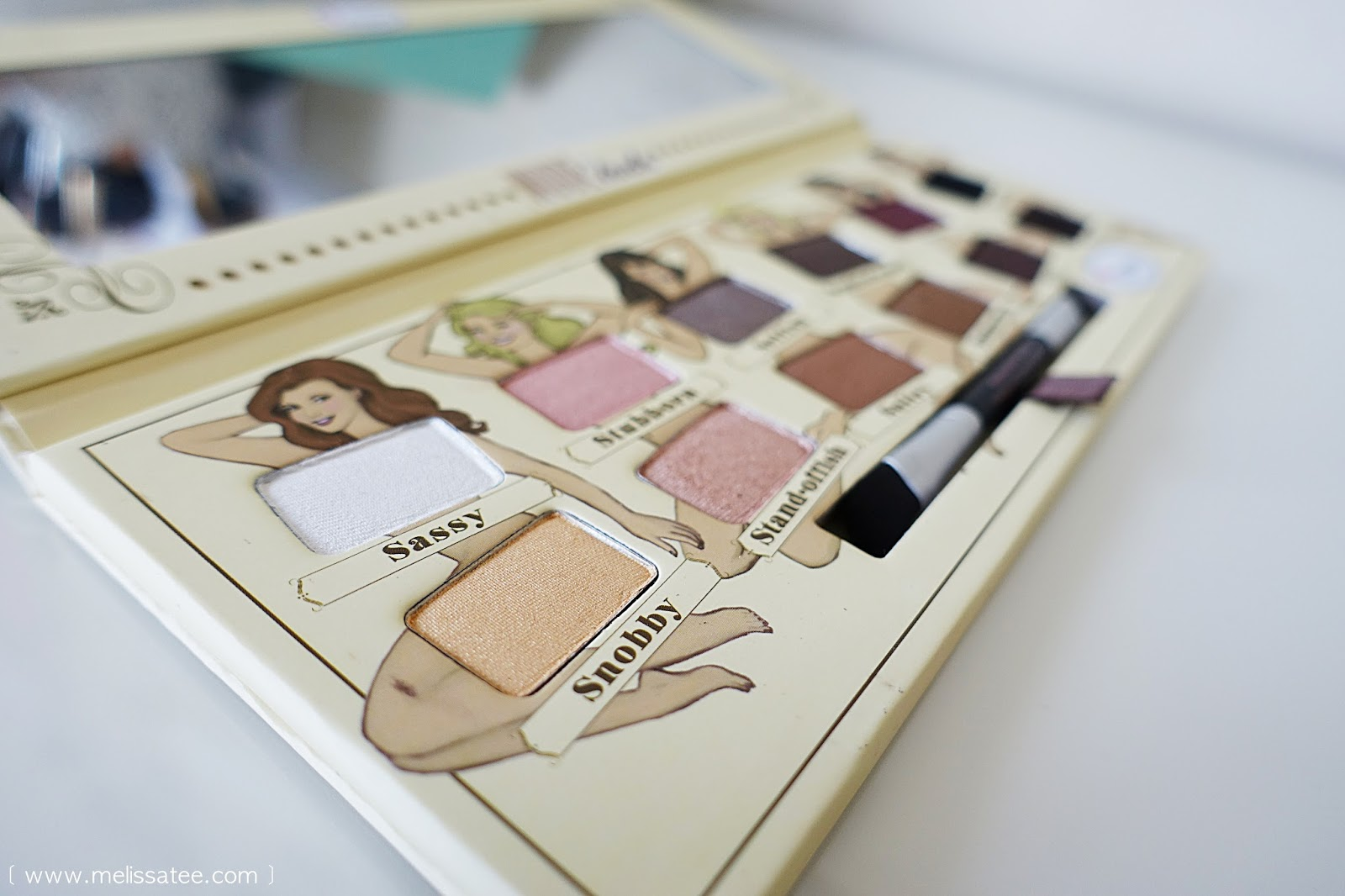 Nude Tude The Balm Review
