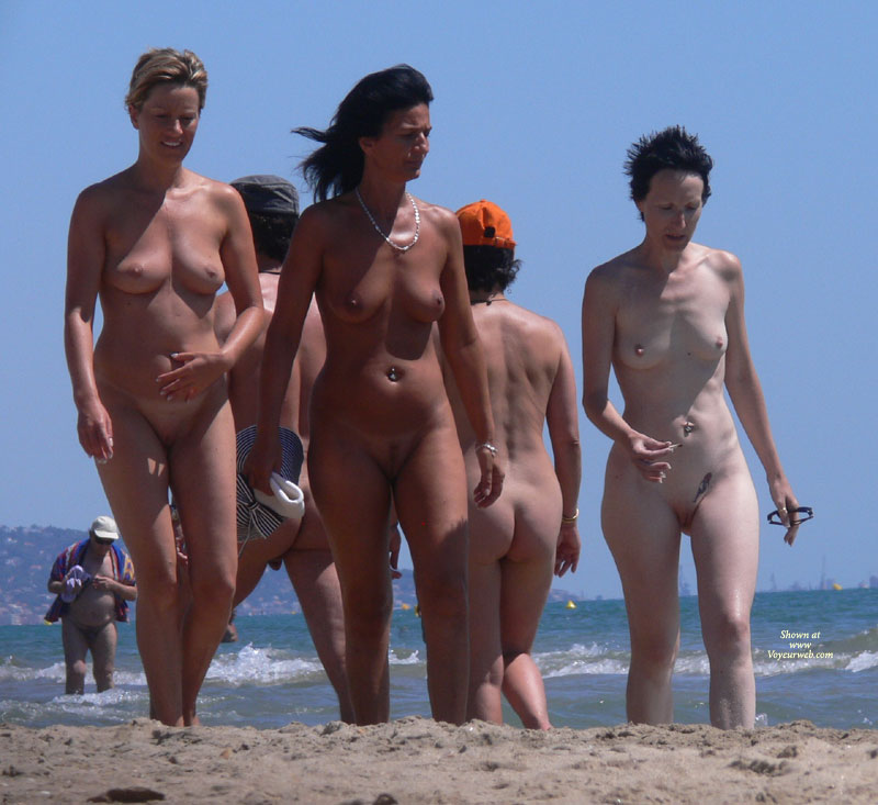 Nudes Of France