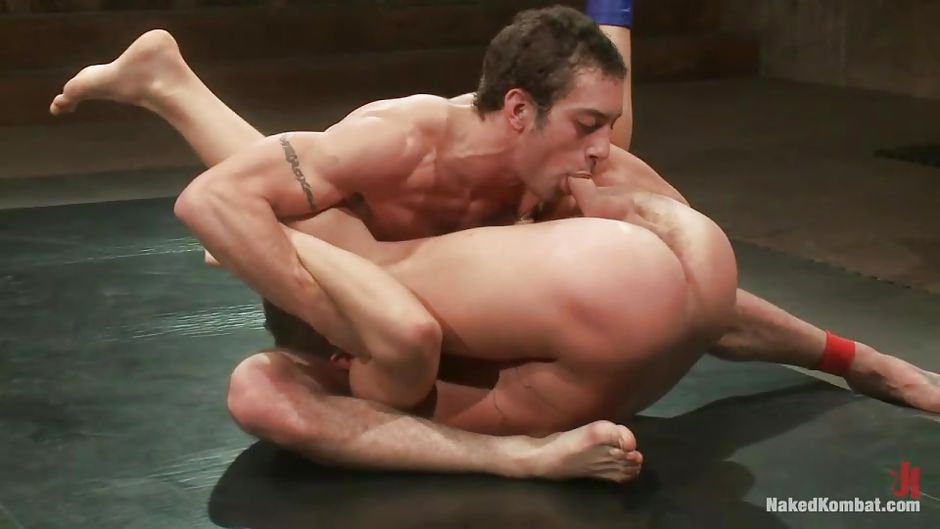 Oil Wrestling And Nude