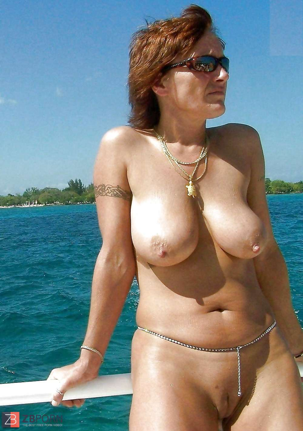 Old Lady Nude Beach