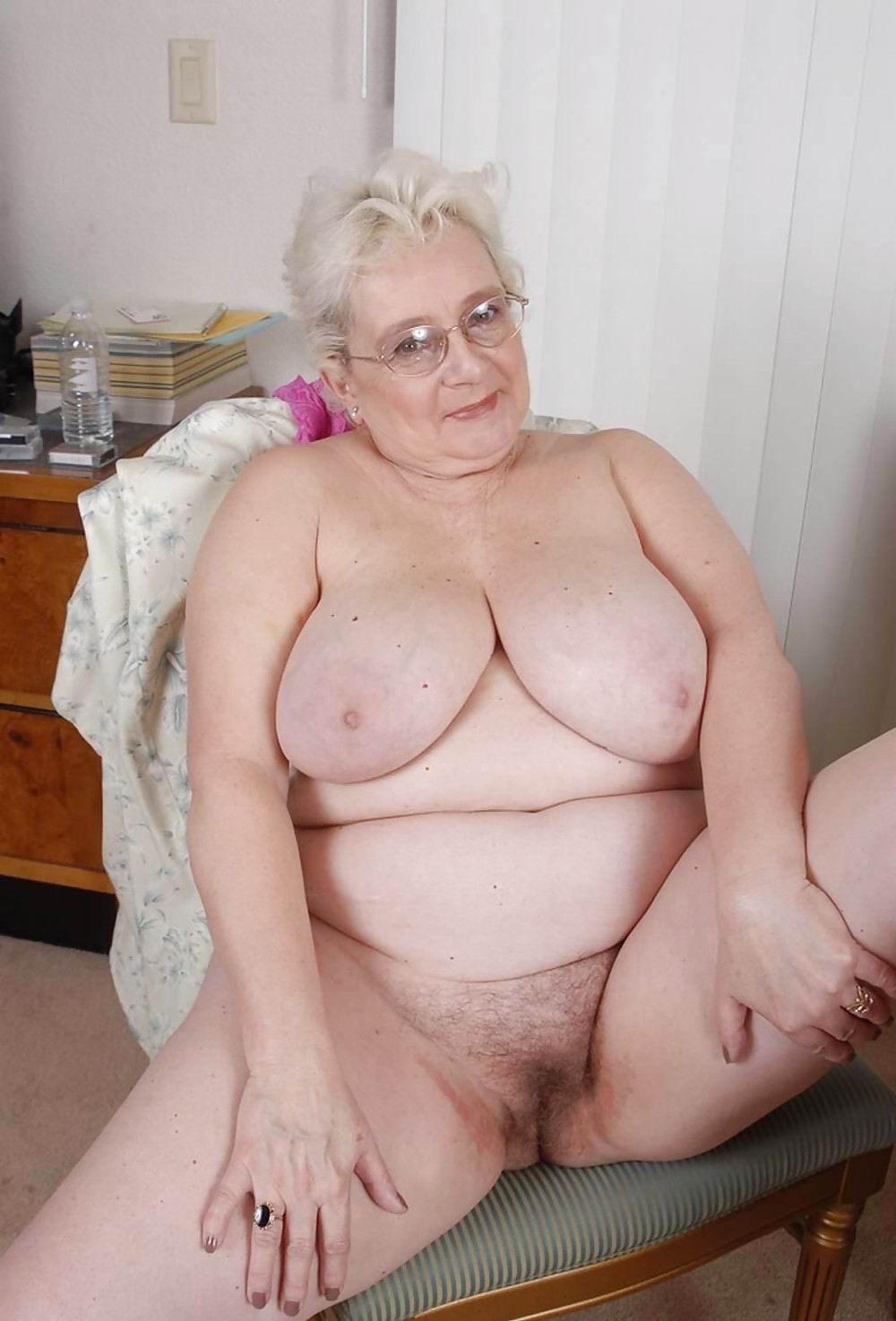 Older Nude Pic