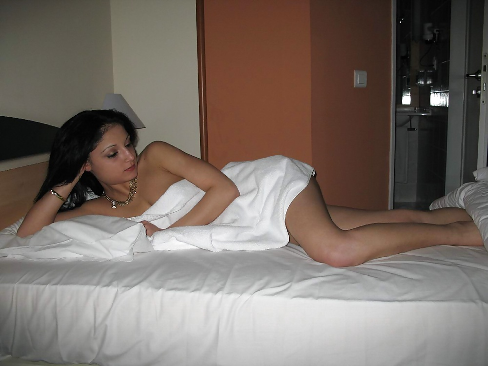 On Bed Naked