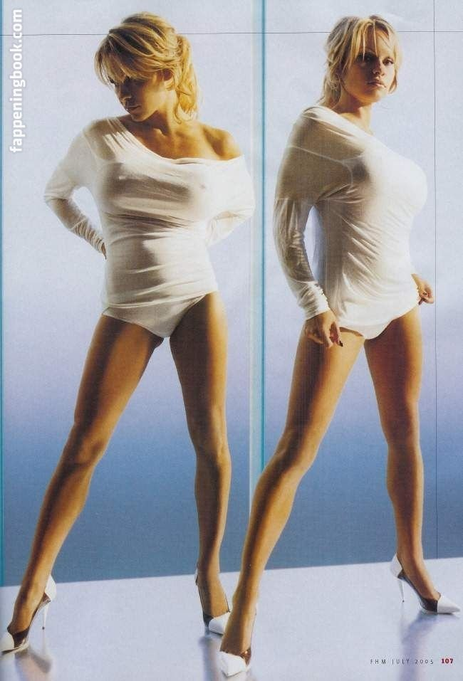 Pamala Anderson Nude And Naked