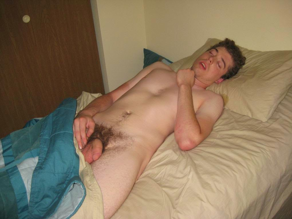 Passed Out Naked College Men