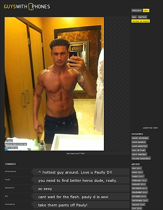 Pauly D Naked Pictures