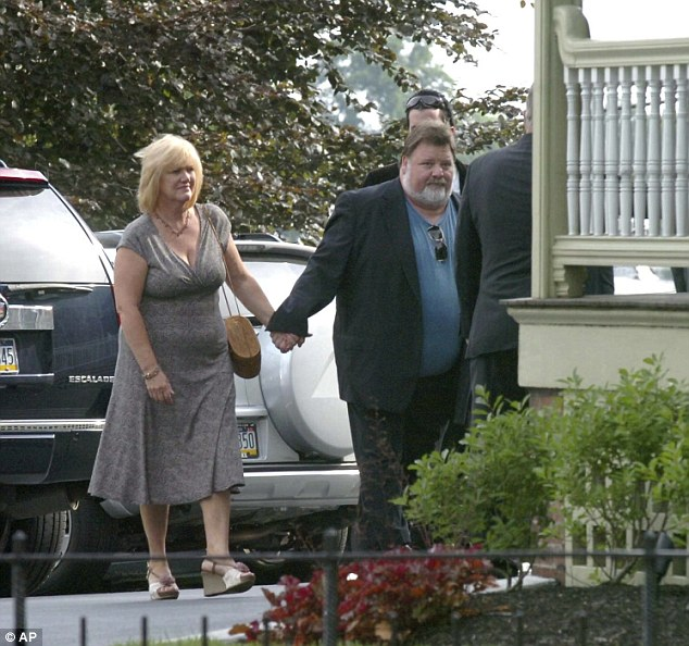 Phil Margera Nude