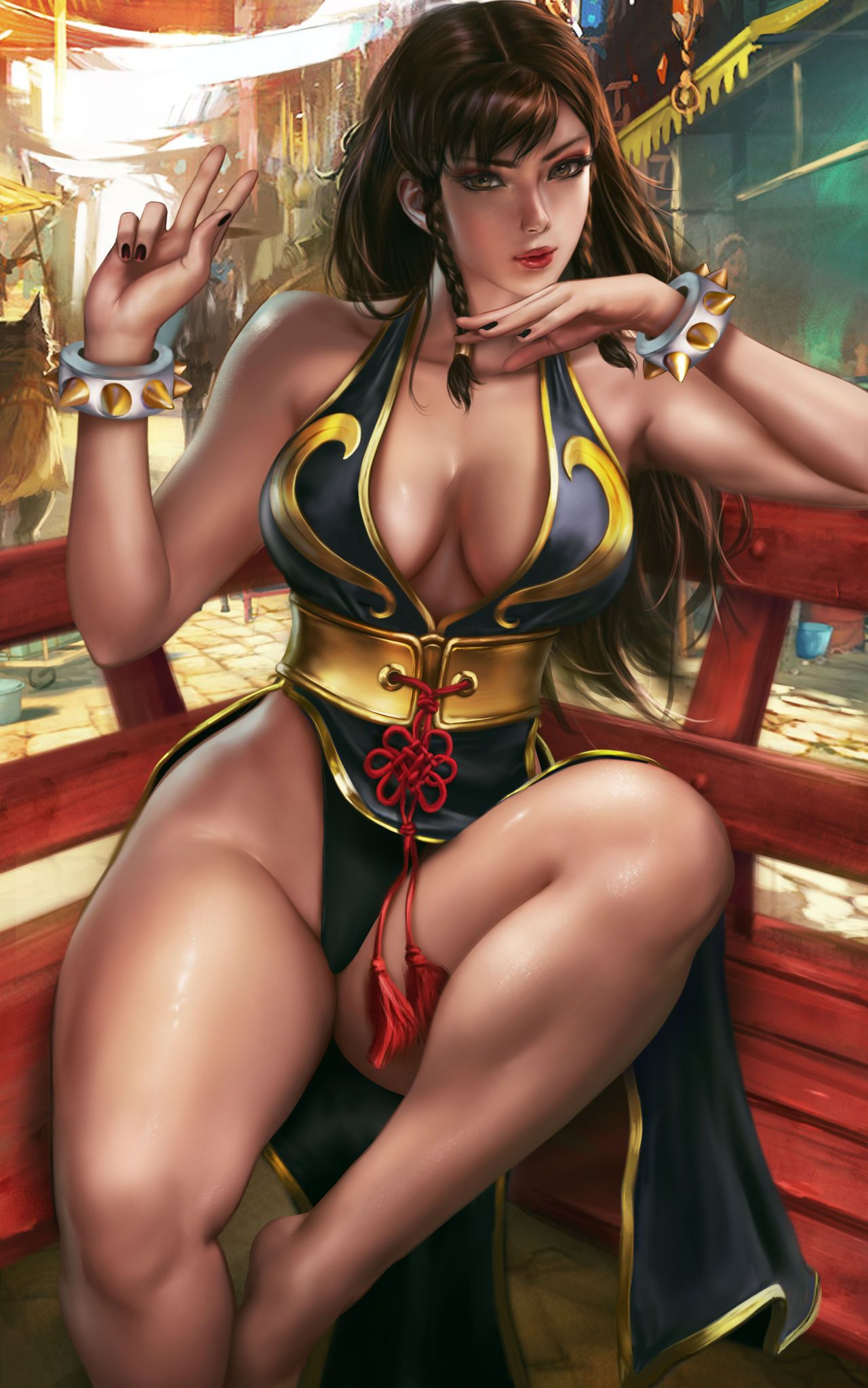 Pictures Of Chun Li Naked