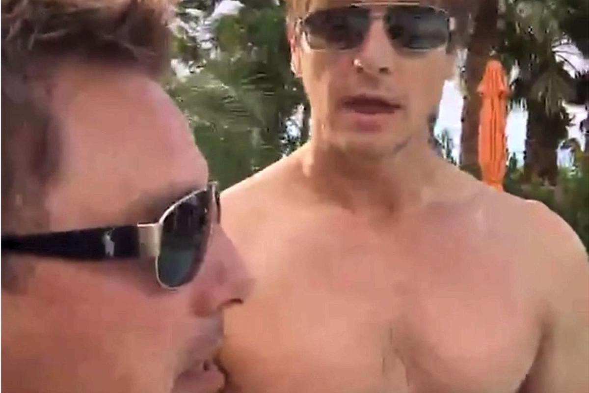 Pictures Of John Barrowman Naked