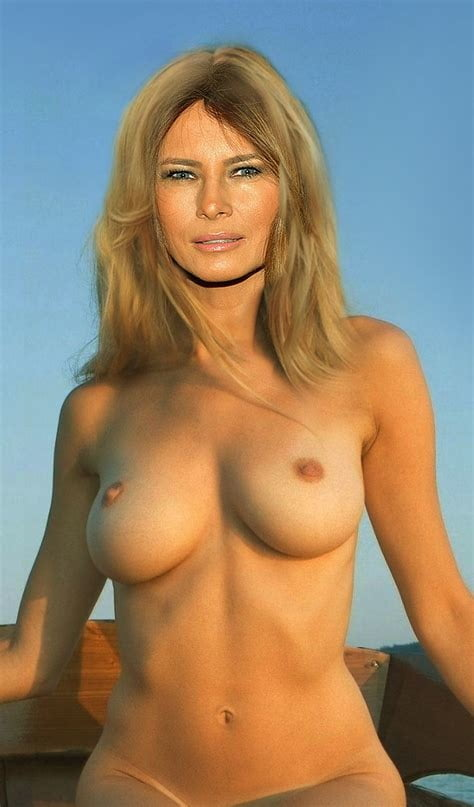 Pictures Of Melania Nude
