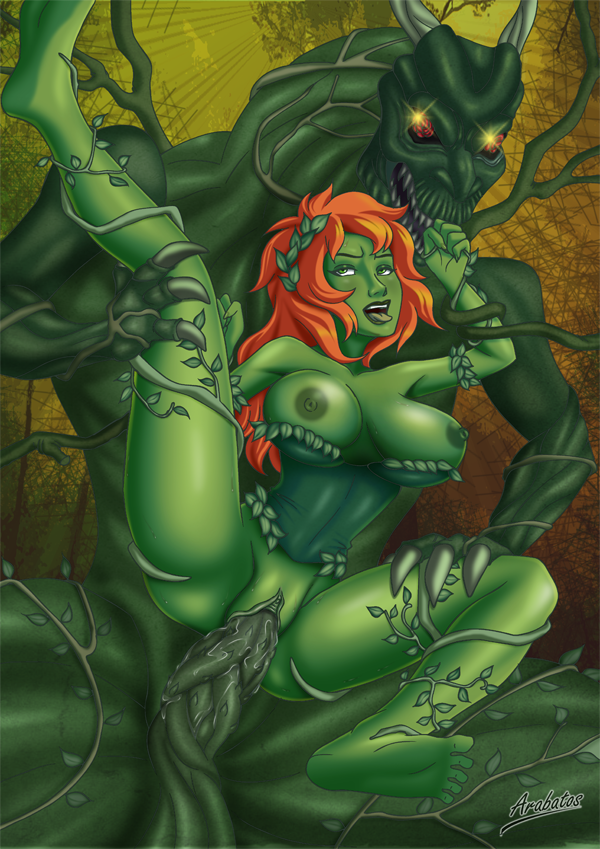 Poison Ivy Dc Nude