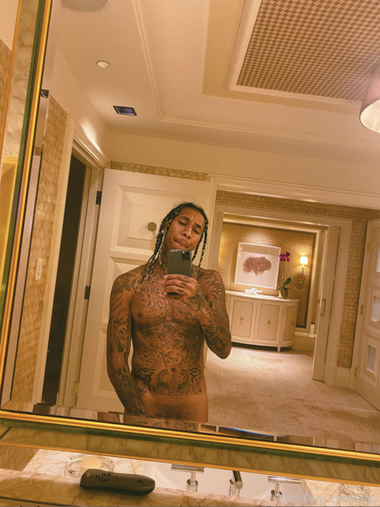 Rappers Naked