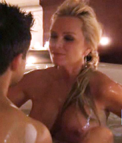 Real Housewife Gretchen Nude