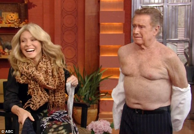 Regis And Kelly Naked