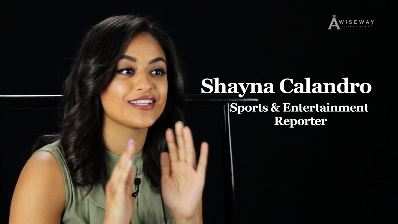 Reporter Interviews Naked Athletes