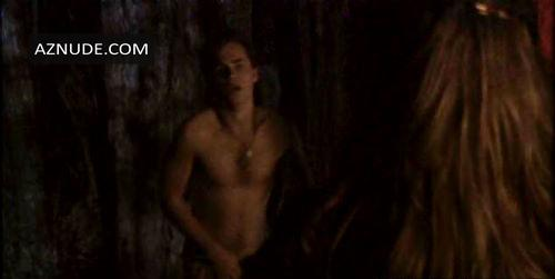 Rider Strong Nude Scene