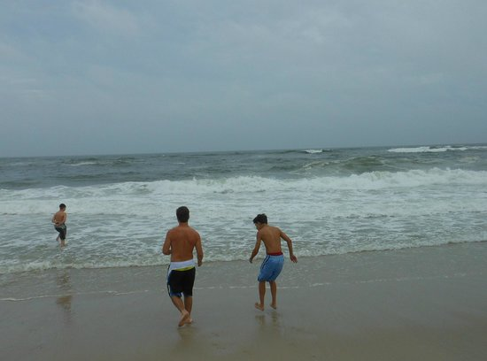 Robert Moses State Park Nude