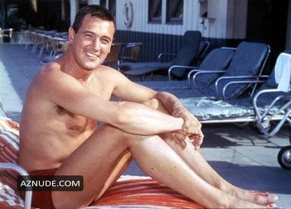 Rock Hudson In The Nude