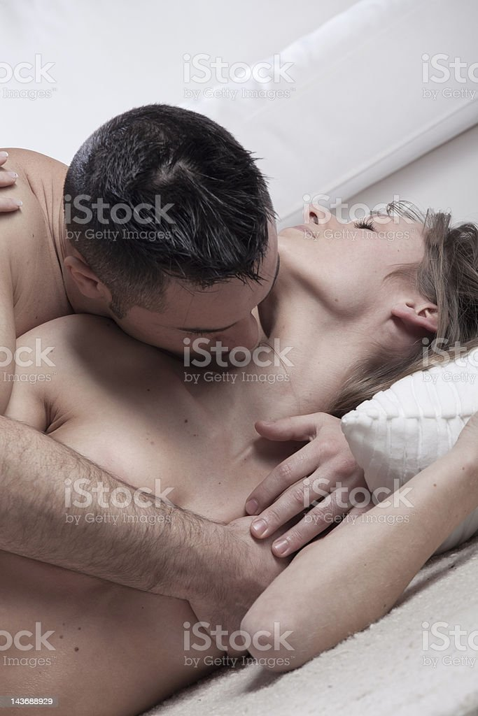 Romantic Nude Couple Images
