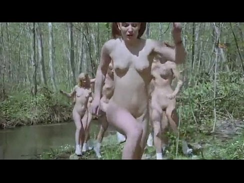 Running Naked In The Woods