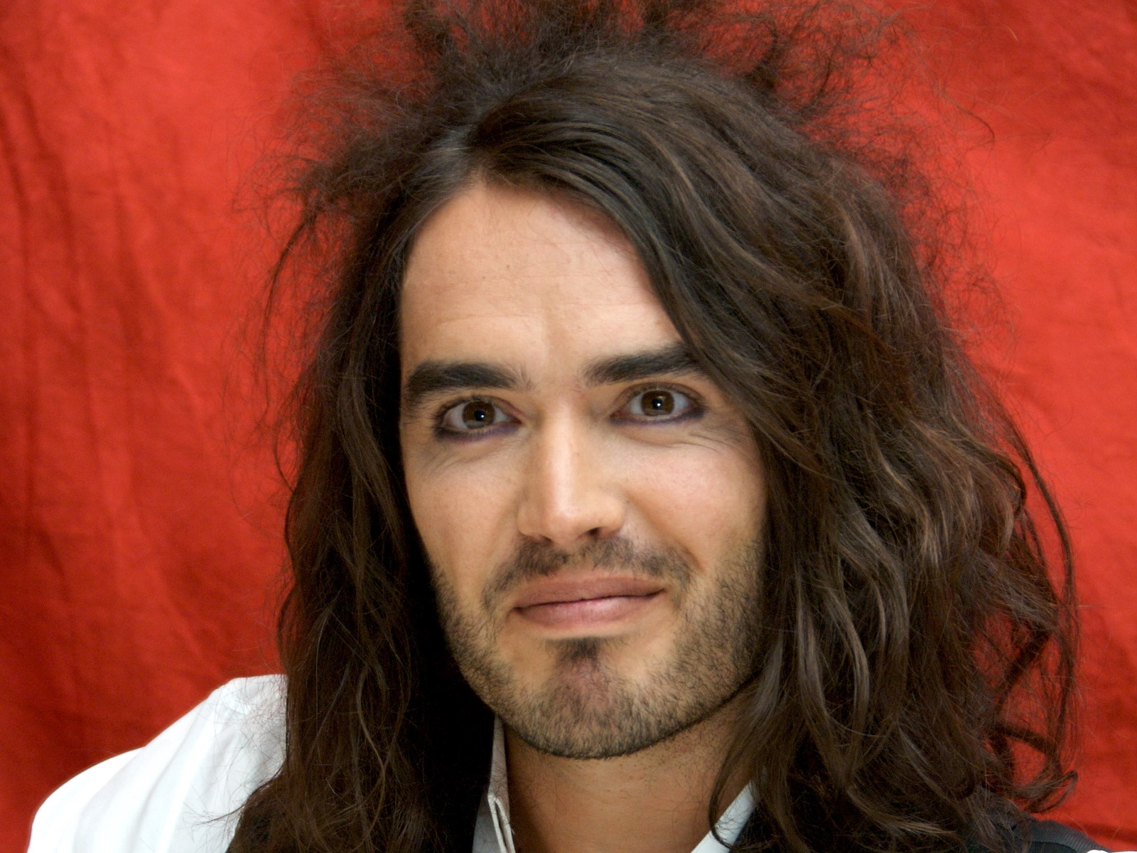 Russell Brand Naked Balcony