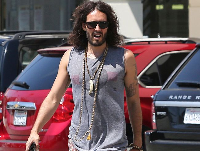 Russell Brand Naked Uncensored