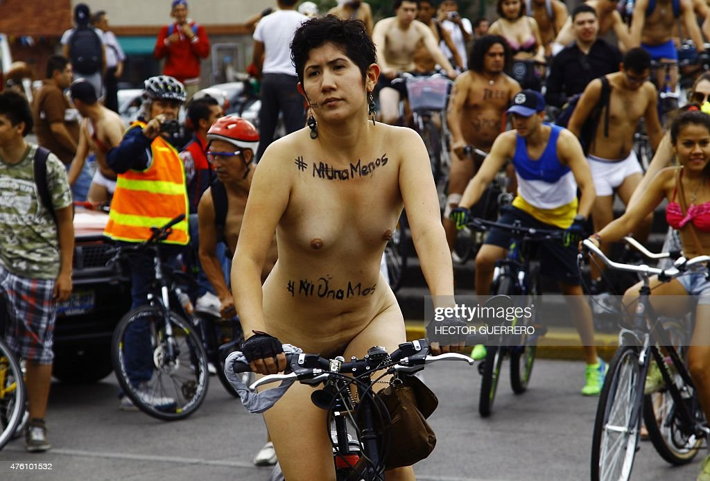 Seattle Nude Protest