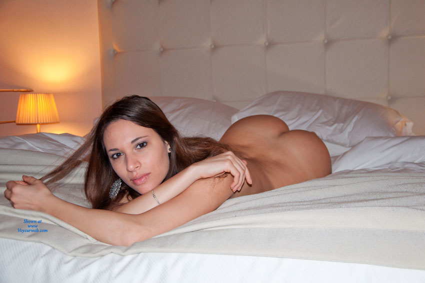 Sexy Naked Women In Bed