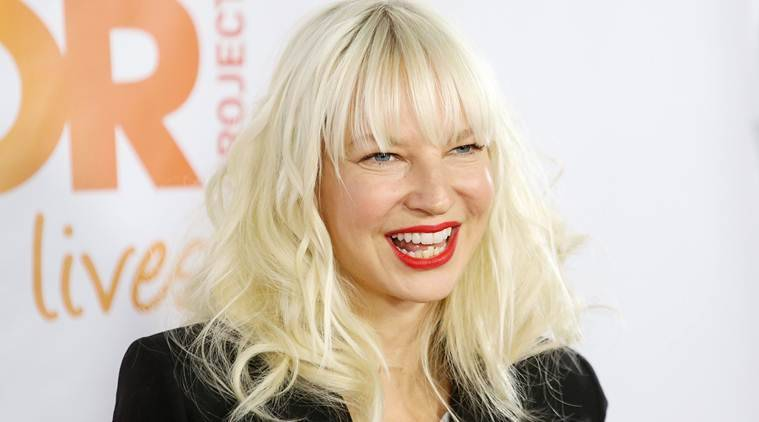 Sia Releases Nude Photo