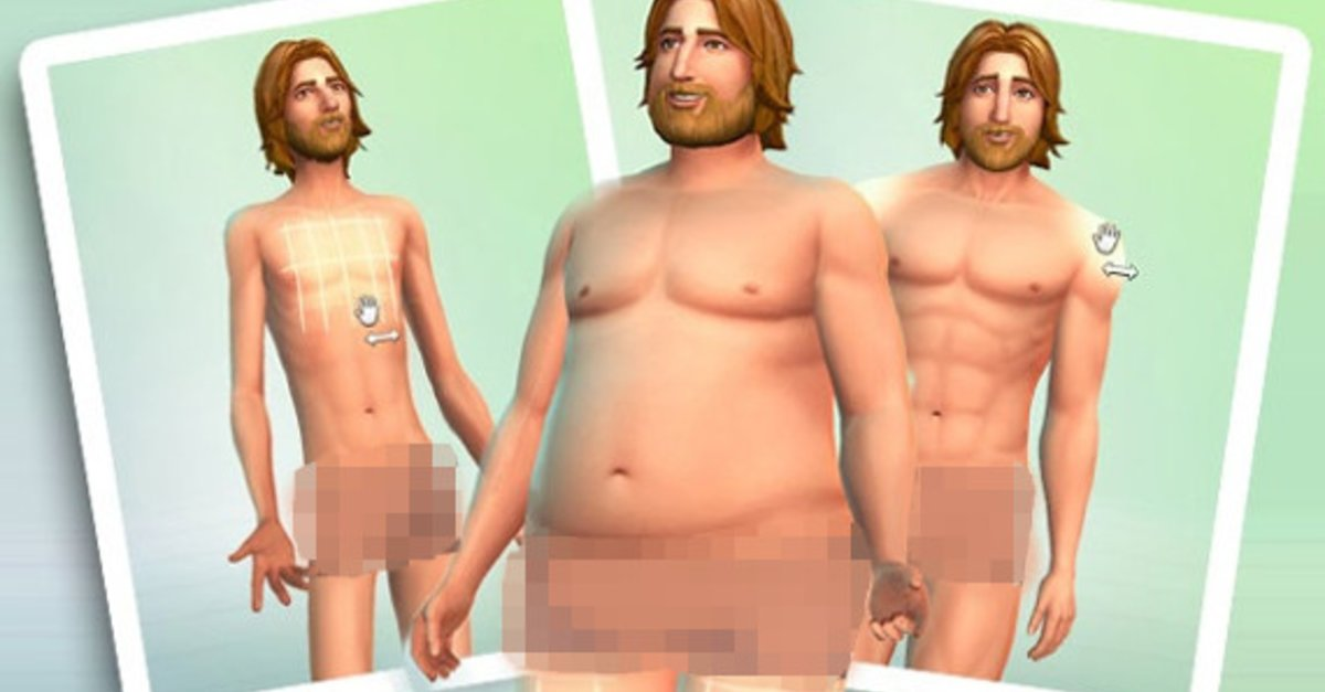 Sims Nude Patch