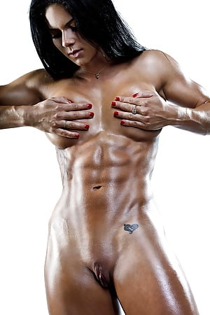 Strong Chicks Nude