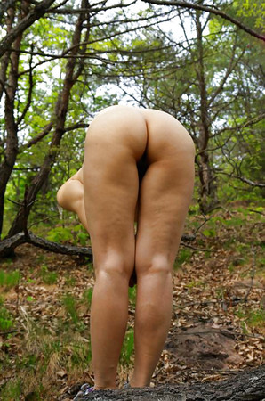 Survive Nude In The Woods