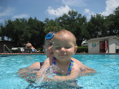 Swimming Naked With Aunt
