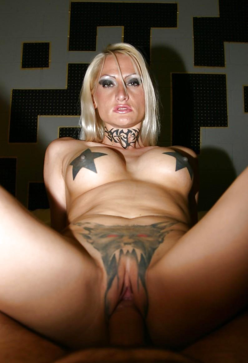 Tattoos For Nude Girls
