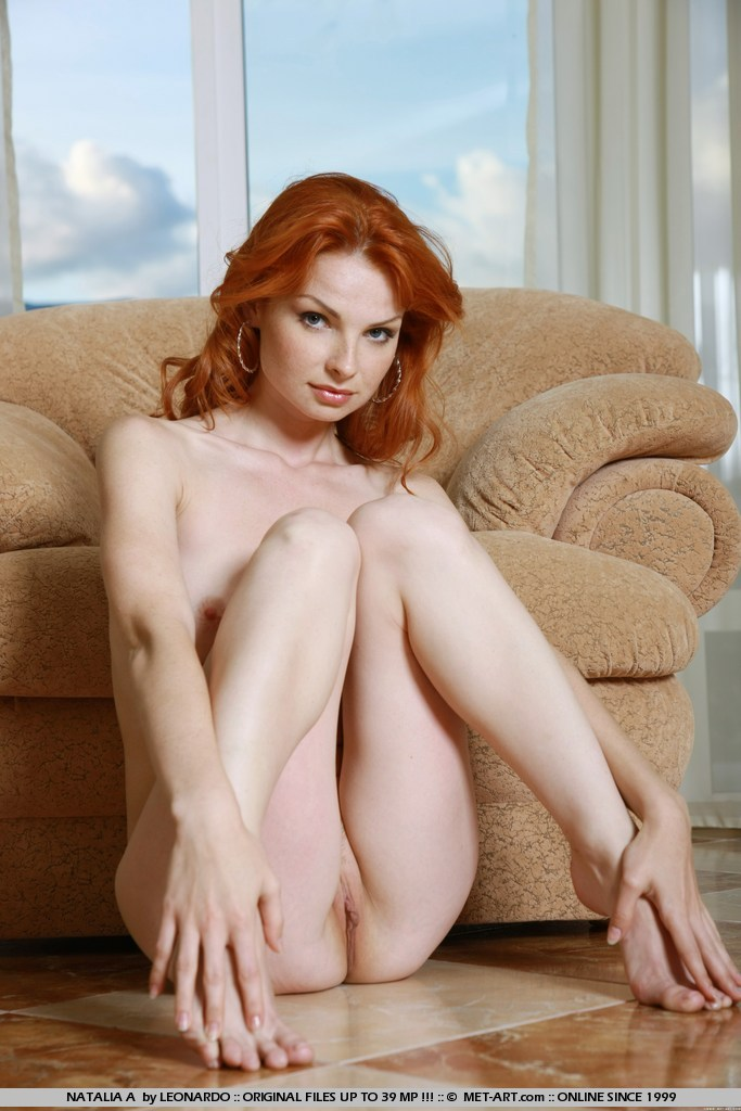 The Hotest Nude Redhead Pictures