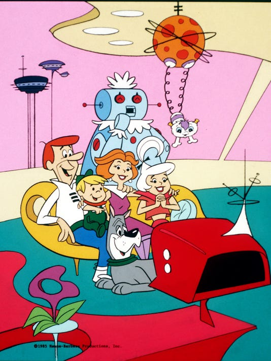 The Jetsons Naked