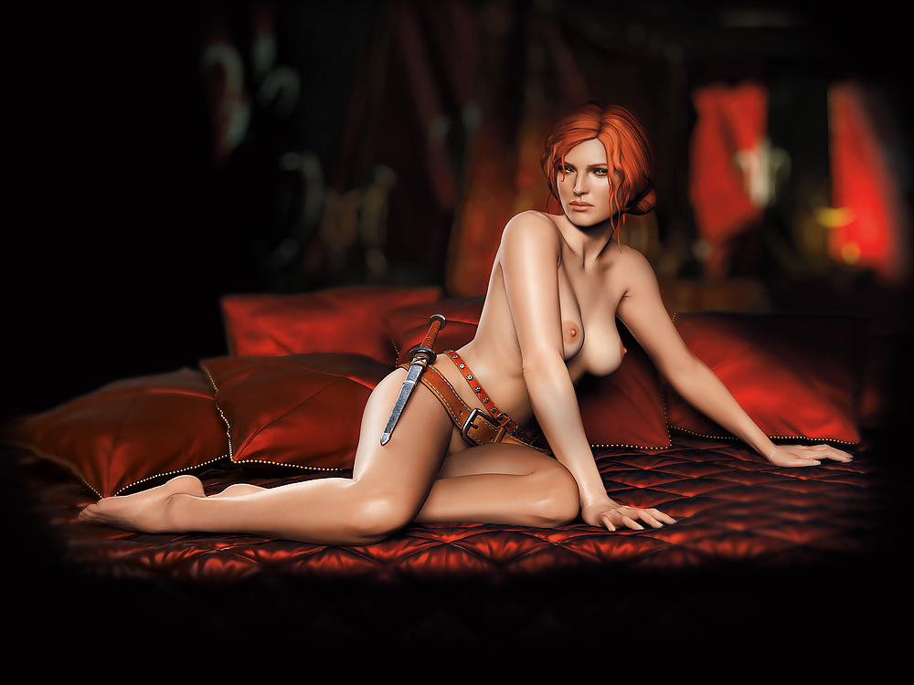 The Witcher Nude Pic