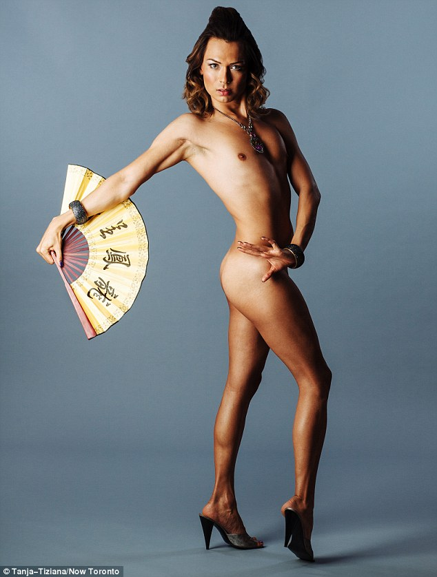 Transexual Nude Pictures