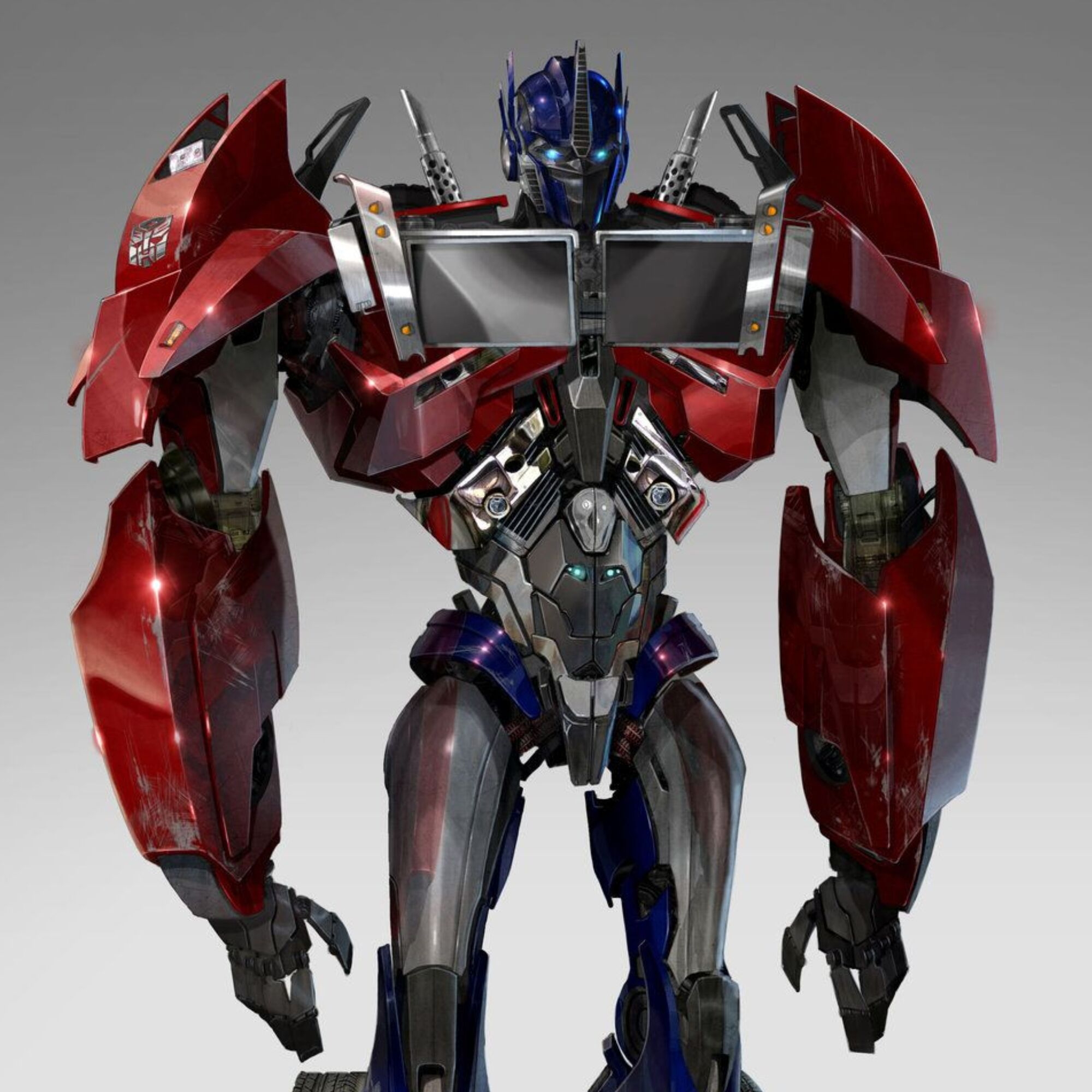 Transformers Cybertron Naked