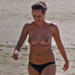Trouble At The Beach Nude