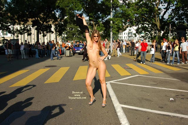 Until She Was Naked Street