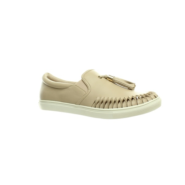 Womens Nude Loafers