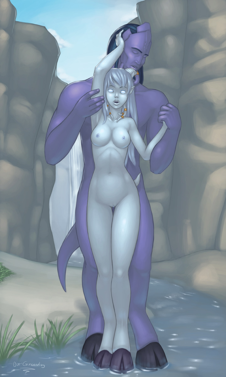 Wow Nude Draenei Pictures