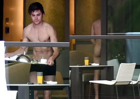 Zac Efron Fake Naked Pictures